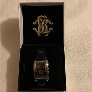 Roberto Cavalier Men's Time wear New with Box